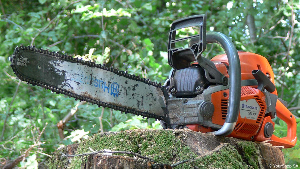 Chainsaw blade 32 teeth step 3.25 38cm (with unattachable top)